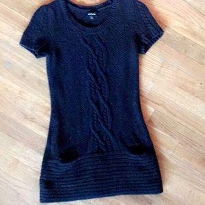 Express Mini Wool Dress